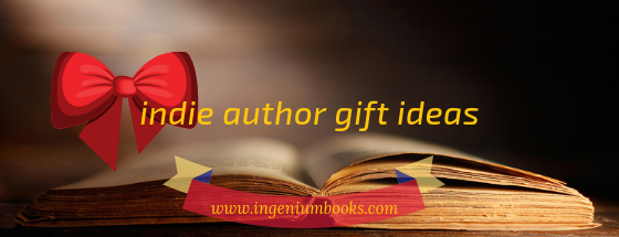 Indie author gift ideas