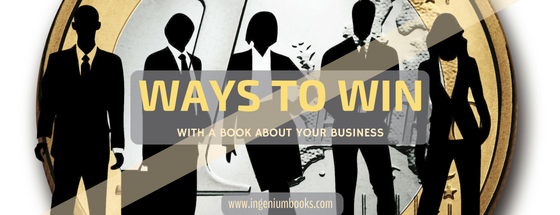 BOOK ABOUT YOUR BUSINESS