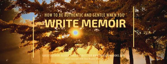 WRITE MEMOIR