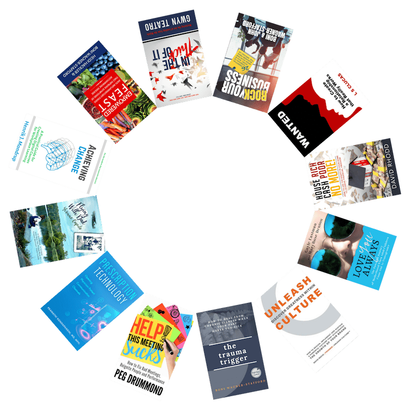 Circle of Nonfiction Books Transp SM
