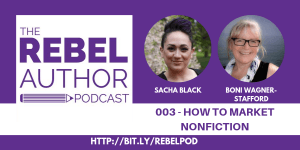 Ingenium Books Rebel Author Podcast