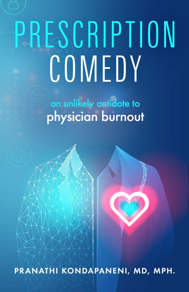 Prescription Comedy Ebook Cover