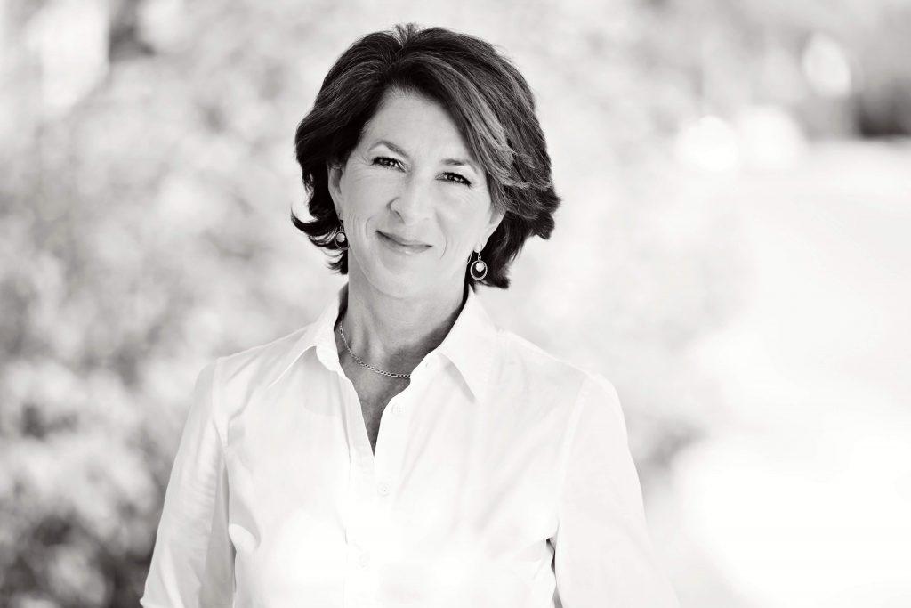 Author Cynthia Barlow BW
