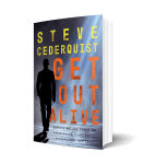 Get Out Alive Book Cover 3D