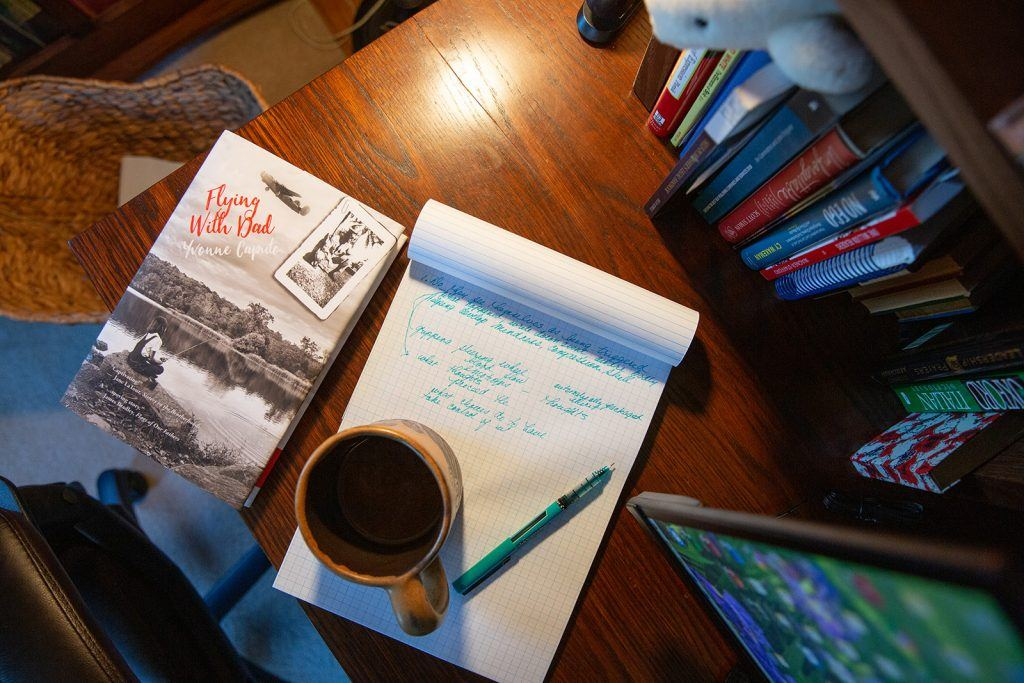 Writing a Book Yvonne Caputo