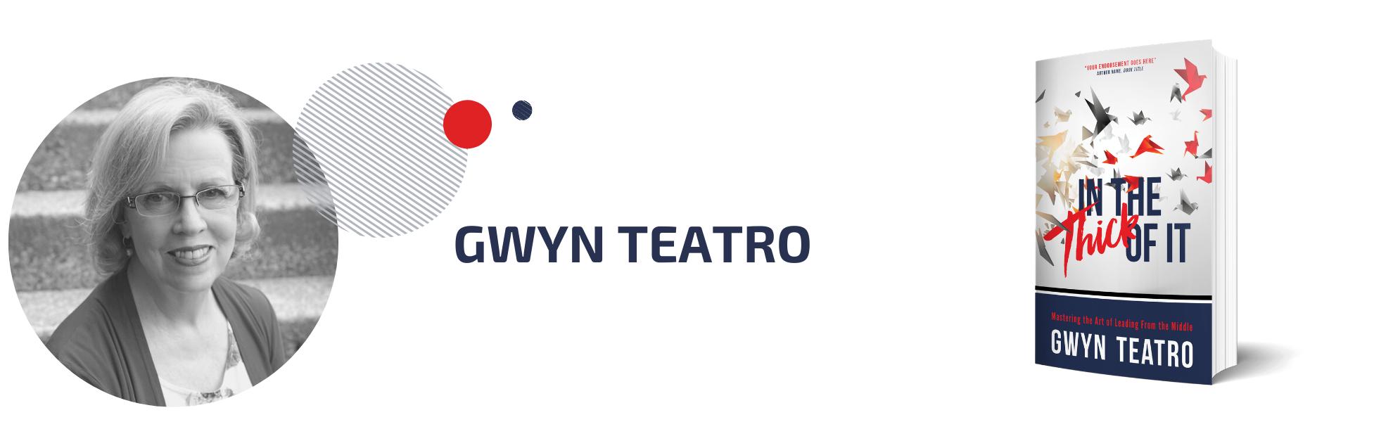 Gwyn Teatro Page Header