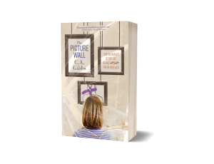 picture wall 3D book cover