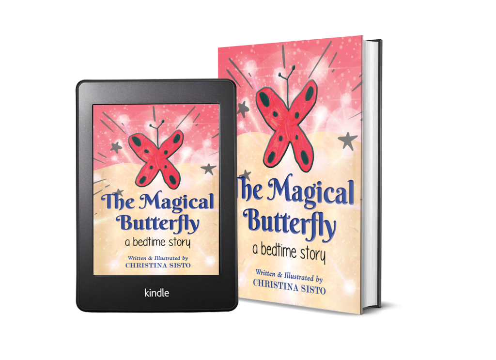 Magical Butterfly Book Covers