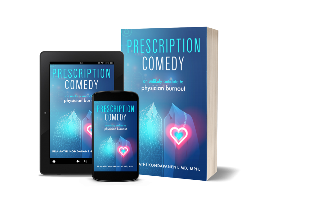 Prescription Comedy cover Bundle