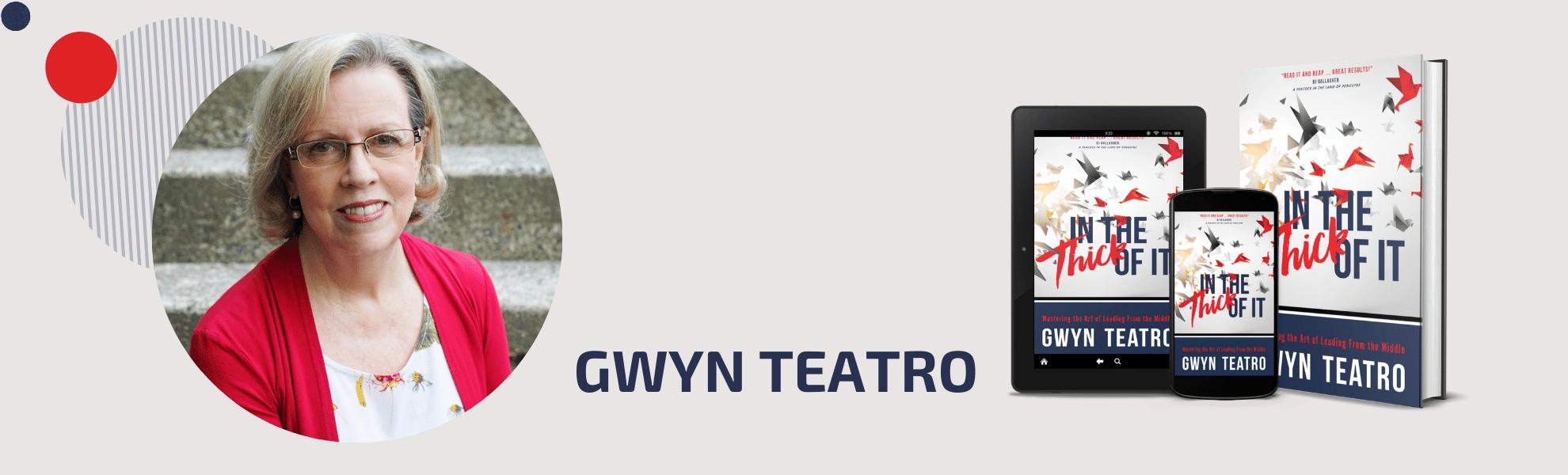 author gwyn teatro header