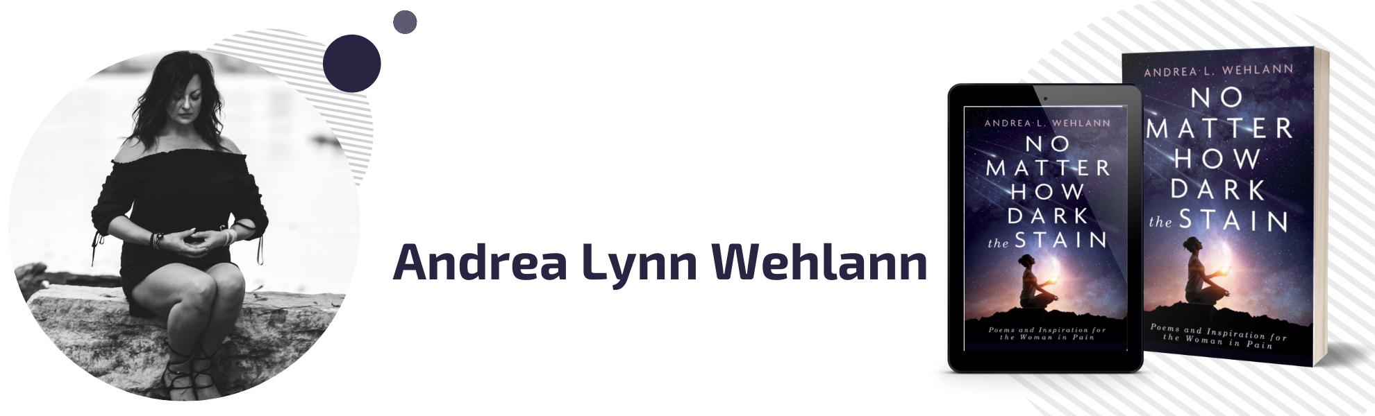 Andrea Lynn Wehlann Poetry Cover