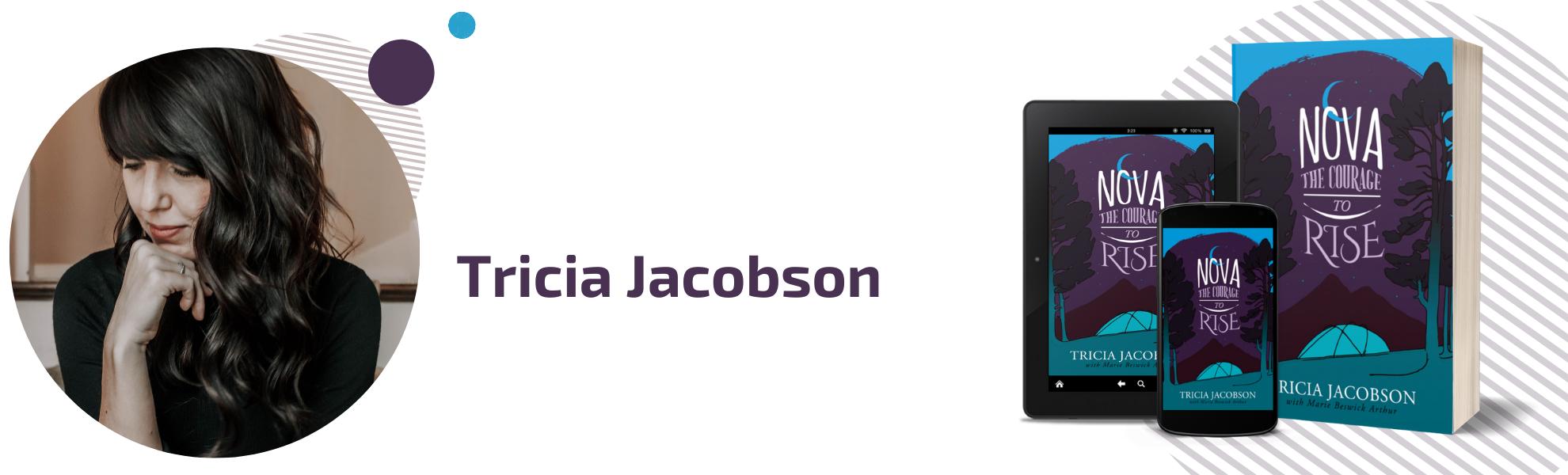 Author Tricia Jacobson