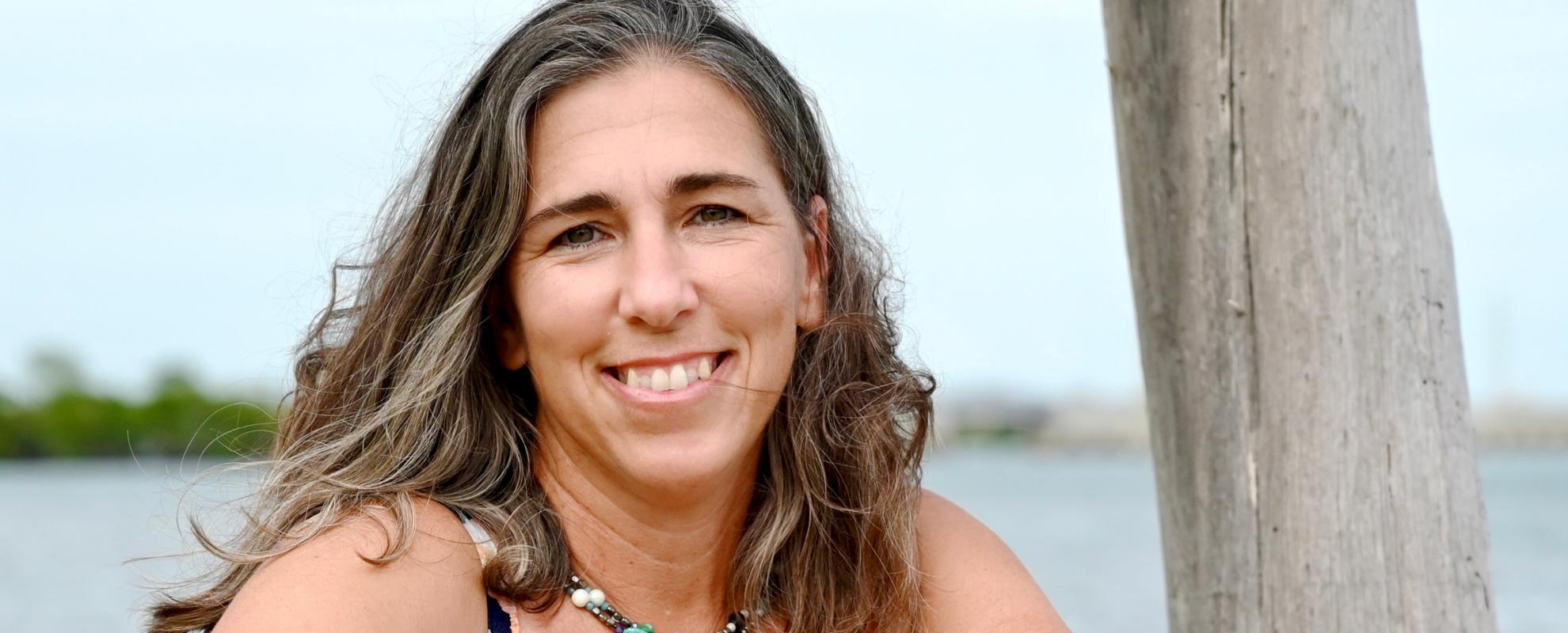 Author Tanya Hackney